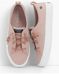 Talbots - Crest Vibe Creeper Sperry® Sneakers - Lyst