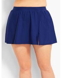 Talbots - Swim Skirt - Miraclesuit® - Lyst