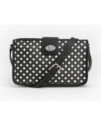 Talbots - Crossbody Bag - Dot Print - Lyst