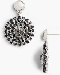 Talbots - Holiday Starburst Collection - Earrings - Lyst