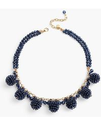 Talbots - Rsvp Faceted Bead Necklace - Lyst