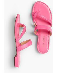 Talbots - Gia Toe-ring Sandals - Soft Nappa - Lyst