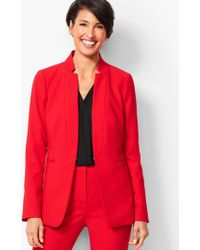 Talbots - Luxe Double-cloth Collection - Lyst