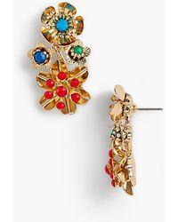 Talbots - Wildflower Earrings - Lyst