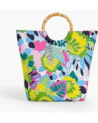 Talbots - Bamboo-handled Tote - Lyst