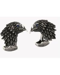 Tateossian - Mechanical Eagle Cufflinks - Lyst