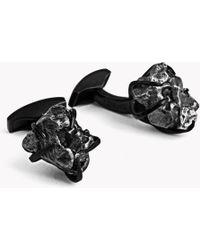 Tateossian - Meteorite Campo Del Cielo Cufflinks - Lyst