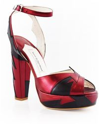 Terry De Havilland - Zia Resort Red/black - Lyst