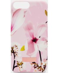 Ted Baker - Harmony Iphone 6/6s/7/8 Clip Case - Lyst