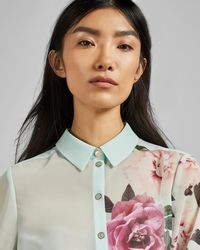 Ted Baker - Magnificent Blouse - Lyst