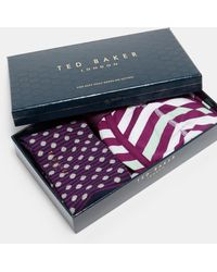 Ted Baker - Sock And Boxer Gift Set - Lyst