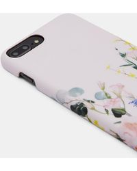 7ab7abc55 Lyst - Ted Baker Salso Iphone 6 Plus   6s Plus Case