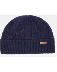 Ted Baker - Knit Beanie Hat - Lyst