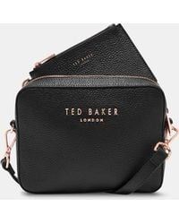 Ted Baker | Leather Camera Bag | Lyst