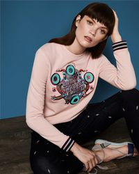 Ted Baker - 'ball's In Your Court' Jumper - Lyst