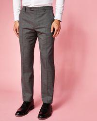 Ted Baker - Italian Wool Trousers - Lyst