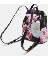 Ted Baker - Iguazu Drawstring Backpack - Lyst