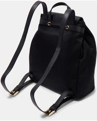 Ted Baker - Nylon Drawstring Backpack - Lyst