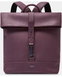 Ted Baker - Rubber Backpack - Lyst