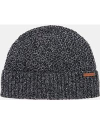 Ted Baker - Knitted Beanie Hat - Lyst