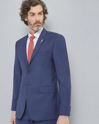 Ted Baker - Commuter Wool Jacket - Lyst