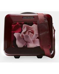 Ted Baker - Porcelain Rose Vanity Case - Lyst