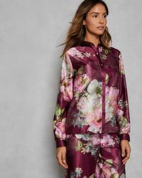 Ted Baker - Pure Peony Night Shirt - Lyst