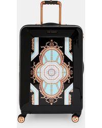 Ted Baker - Versailles Medium Suitcase - Lyst