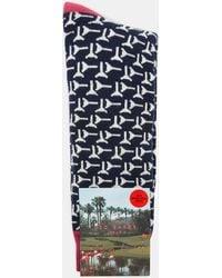 Ted Baker - Geo Cotton Socks - Lyst