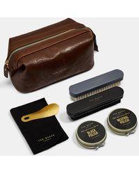 Ted Baker - Shoe Care Kit - Lyst