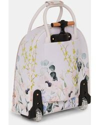 174e39fbc87517 Lyst - Ted Baker Caliie Harmony Travel Bag in Pink
