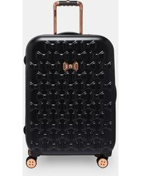 Ted Baker - Bow Detail Medium Suitcase - Lyst