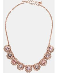 Ted Baker - Tbj1579 Daisy Lace Necklace - Lyst