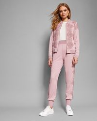 Ted Baker - Contrast Lace Jogger - Lyst