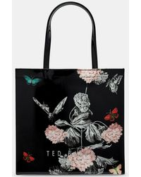 Ted Baker - Narrnia Large Icon Bag - Lyst