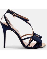 Ted Baker - Stiletto Sandals - Lyst