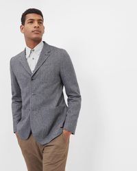 Ted Baker - Deconstructed Blazer - Lyst