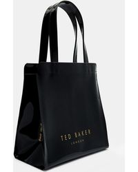Ted Baker - Arycon Bow Detail Small Icon Bag - Lyst