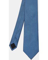 Ted Baker - Semi Plain Silk Tie - Lyst
