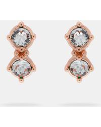 Ted Baker - Princess Sparkle Earrings - Lyst