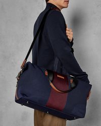 Ted Baker - Knitted Holdall - Lyst