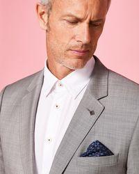 Ted Baker - Debonair Wool Jacket - Lyst