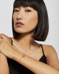 Ted Baker - Bumble Bee Bracelet - Lyst