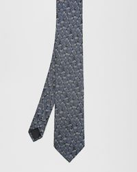 Ted Baker - Camouflage Silk Tie - Lyst