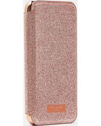 Ted Baker Glitter Iphone Xr Case