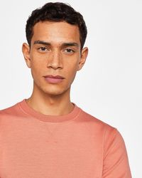 Ted Baker - Classic Sweatshirt - Lyst