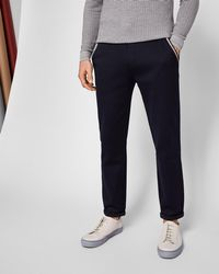 Ted Baker - Jersey Jogger Trousers - Lyst