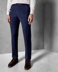 Ted Baker - Debonair Suit Trousers - Lyst