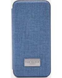 Ted Baker - Iphone 6/6s/7 Book Case - Lyst