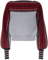Temperley London - Sydney Knit Jumper - Lyst